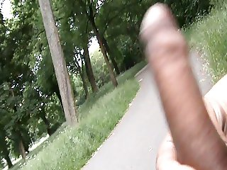 Public Dickflash and wanking 04 Dick Flashing