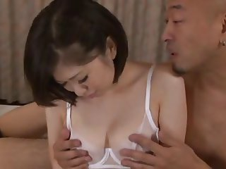 Yuka Tsubasa fucked in presence of husband