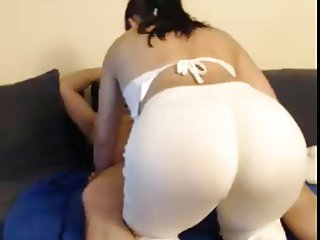 SPANISH COUPLE HOMEMADE