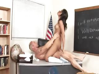 great oral with american 18yo schoolgirl