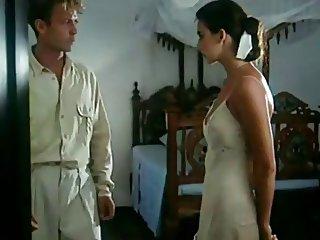 Rosa Caracciolo in bed with Tarzan