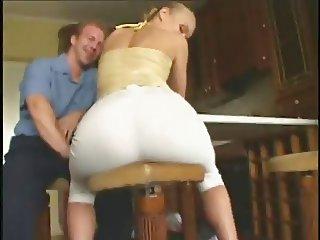 Bar stools asses and big dicks
