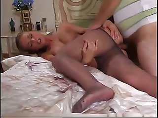 RUSSIAN ANAL PANTYHOSE