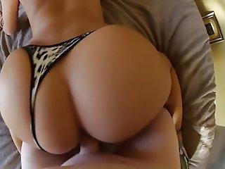 Jada Stevens Panties POV