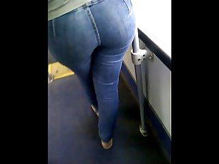Culona de Jeans Ricototota Rico Culo en M.T