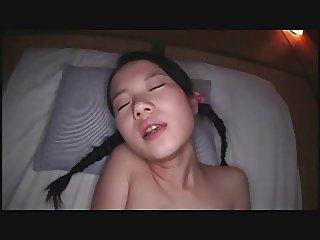 Little jap teen suck fuck