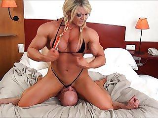 Brutal Sex Crazed Amazon II