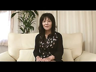 49yr old Granny Izumi Inaba Squirts Creamed Uncensored
