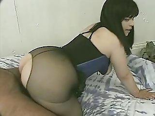 Big Butt Tina not with o sound