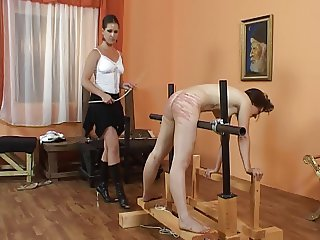 Caning girls 1