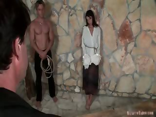 Horny Guy Eats Her Ass and Spanks Her part5