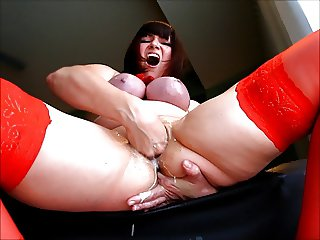 2 Minutes till the roxana xrated pussy EXXXPLODES
