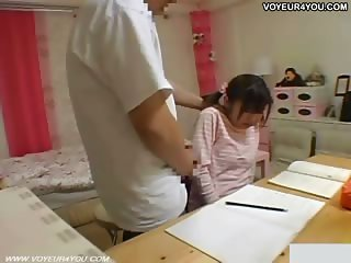Secret Video Girl s Student Sucking Cock