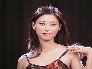 Asian Lingerie Catwalk 2