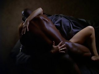 Deirdre Lovejoy Interracial Scene