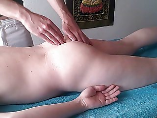 Intense Sensual Tao Massage Part One Masseur Benny