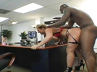 BBW Erika Staxxx Interracial