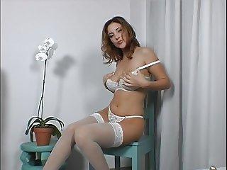 white lingerie 3