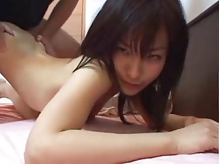 Cute Happy Amateur Asian