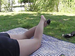 Pantyhose Feet Legs