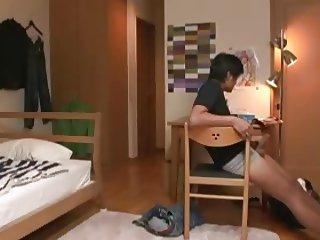 Japan MILF like stepson