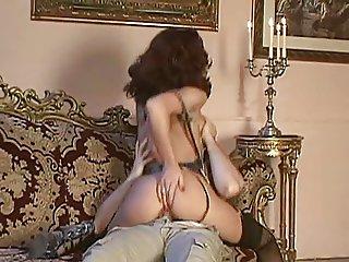 Hot anal loving italian redhead