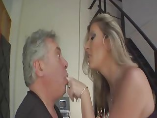 Blonde Mistress Worship