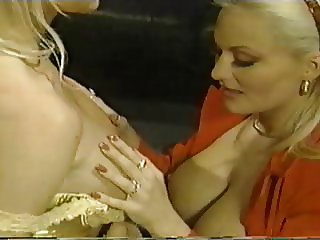 Stacy Valentine Private High Heels Black Stockings