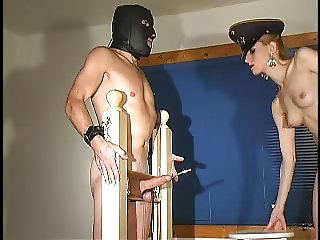 Disciplined by Mistress Karin