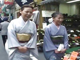 Japanese Grannies 14