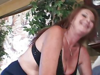 Grandma Anastasia Sands Fucks Another Young Boy