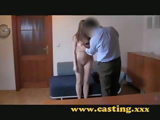 casting creampie of beautiful babe