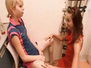 Natasha and Alice love fucking teenagers