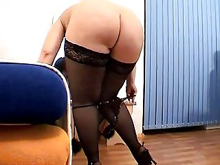 Chubby Babe Show 039 s Off