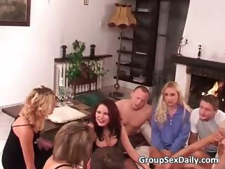 Some Euro sluts are fucking in their part4
