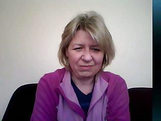 Good Wife in Webcam