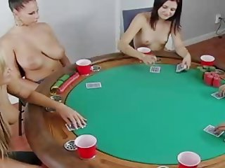 Funny Strip Poker Game