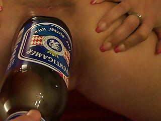Big 1 5 L Beerbootle Vaginal