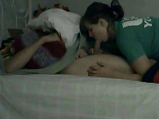 girlfriend blow