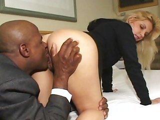 Nicole Gaucha having fun with black cock