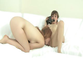 Netvideogirls Holly Lesbian Audition