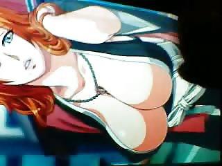 Cum on Anime 08 Rangiku Matsumoto From Bleach