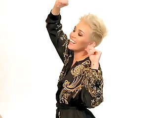 Miley Cyrus ELLE UK Photoshoot