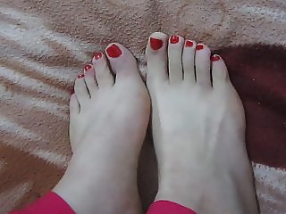 1 My asian GF 039 s feet toes and soles Chinese foot fetish