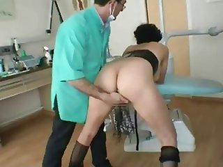 French MILF goes to the Dentist Part 2