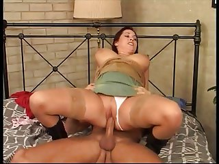 This MILF knows to ride a cock