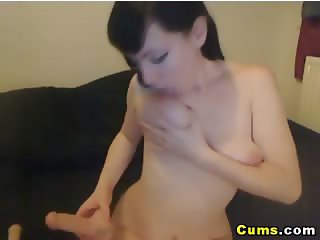 Shaved Creamy Wet Pussy Fingering HD