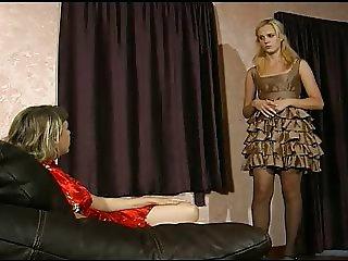 Amelia spanking part 1