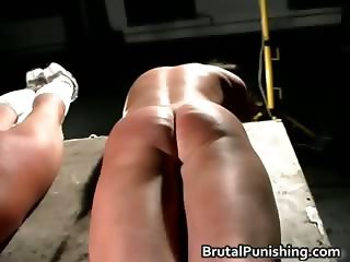 Hard core fetish and brutal punishement part5
