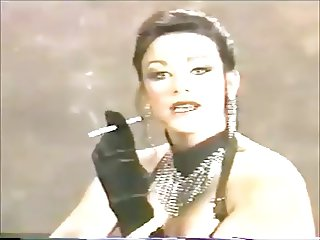 Beautiful Me in my dreams in the 90s with a Smoking Fetish